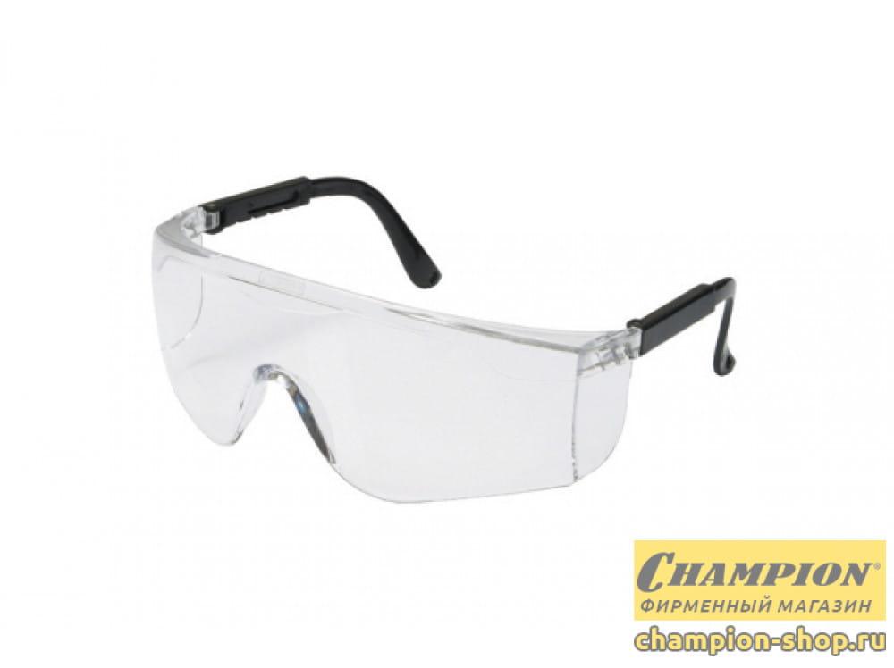 Очки защитные Champion прозрачные