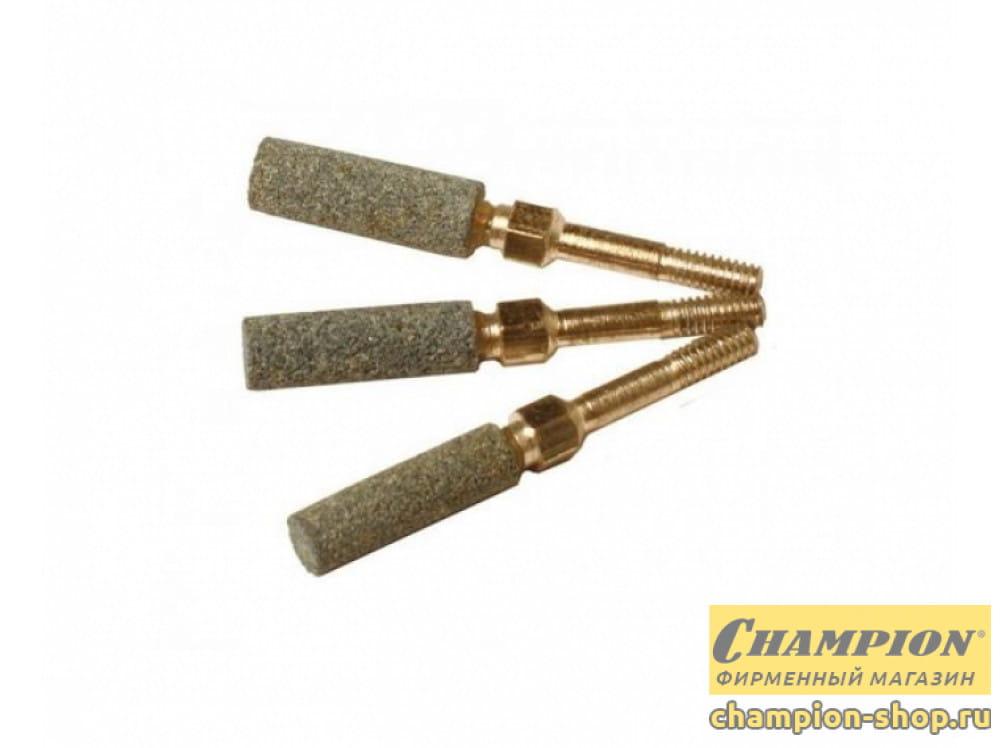 Камни шлифовальные Champion C2020 5 шт