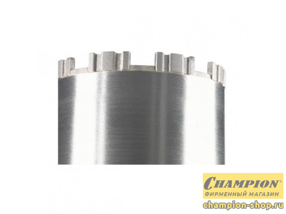 Коронка алмазная Champion бетон ST 182/10/4.5/450/1 1/4 UNC