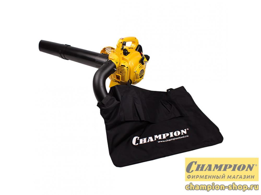 Воздуходувка-измельчитель Champion GBV327S
