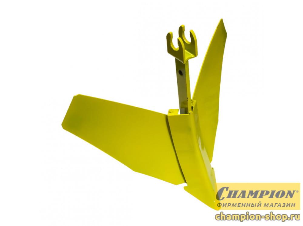 Окучник прямой створчатый Champion C3039