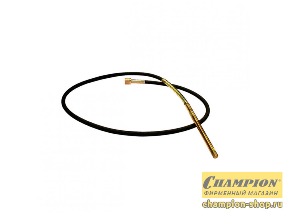 Вал гибкий с вибронаконечником Champion (L4m D32mm)