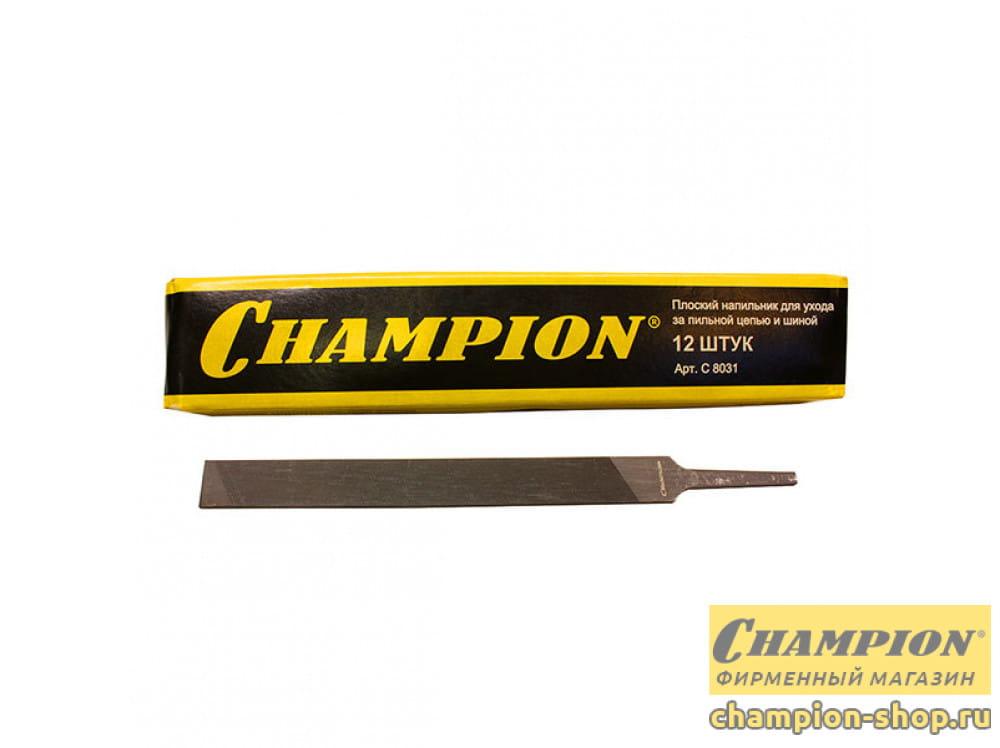 Напильник Champion плоский (12 шт)