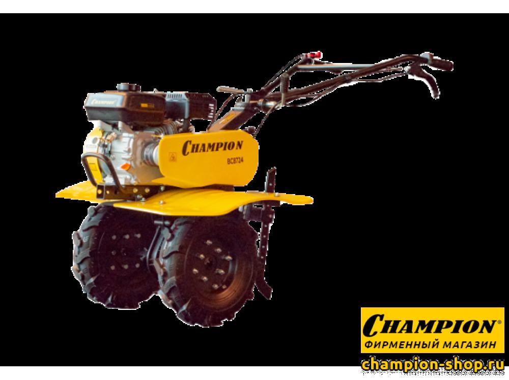 Культиватор бензиновый Champion ВC 8724