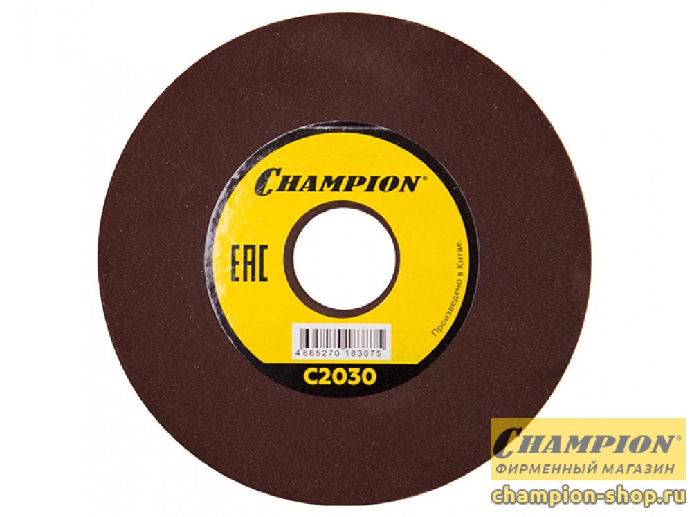 """Диск заточной CHAMPION (3/8PM"""",0,325"""",1/4) 108х3,2х22,2 для станка C2000"""